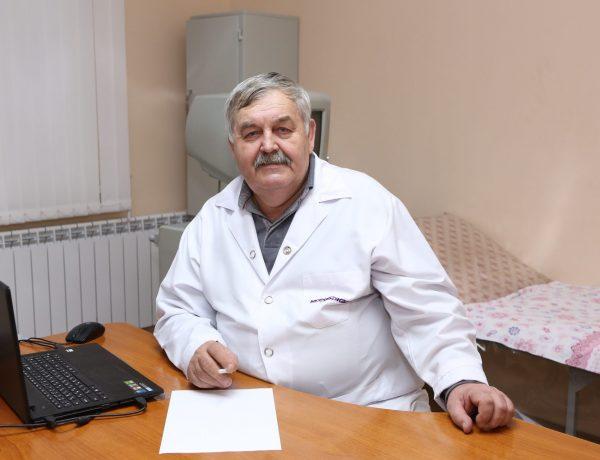 Д-р Задорожный  Ю. Н.
